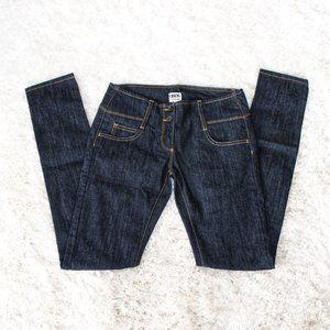 NWT ASOS skinny jeans dark wash